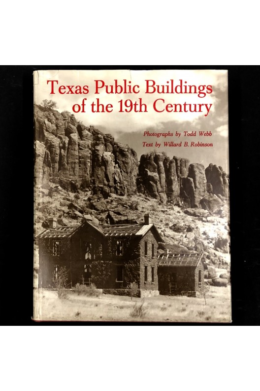 Texas public buildings of the 19th century