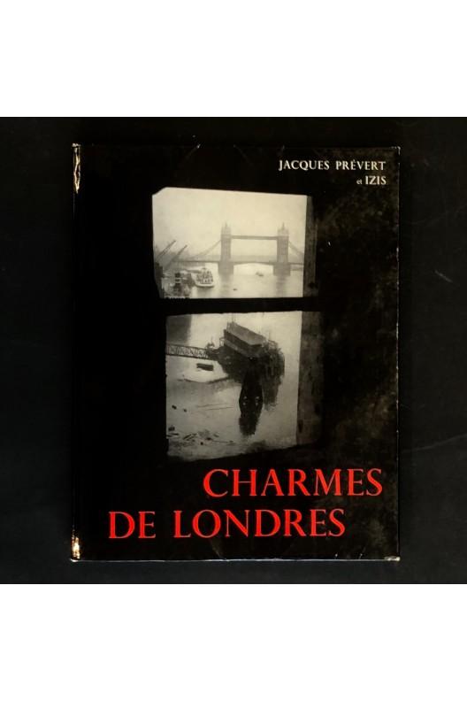 Charme de Londres. Prévert 1952 E/O