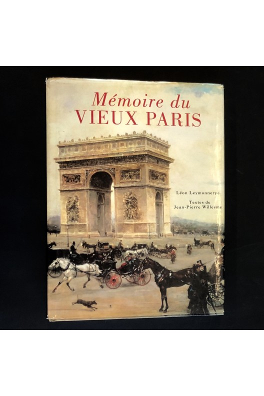 Mémoires du vieux Paris.