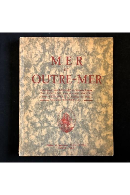 Revue MER ET OUTRE-MER juillet 1935