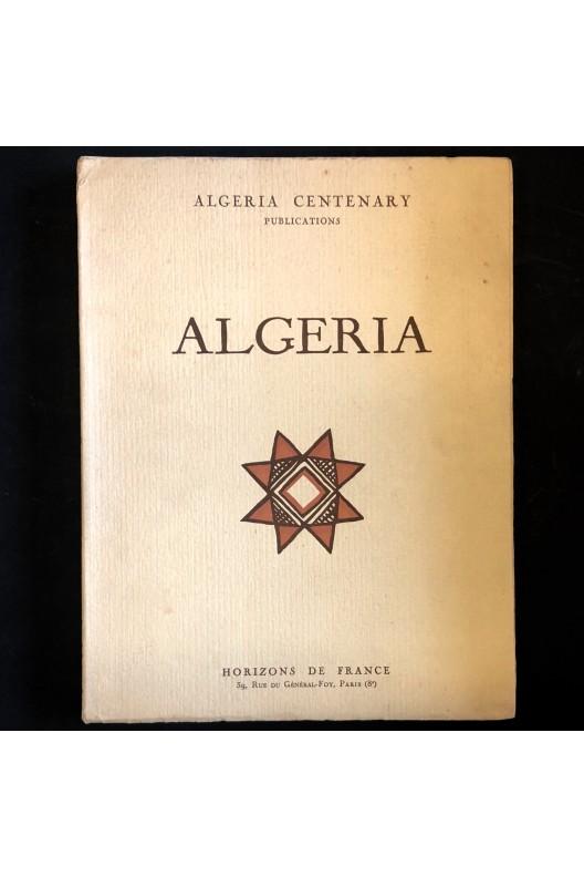 ALGERIA / Georges Rozet. 1929