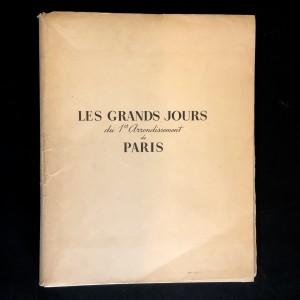 Les grands jours du 1er arrondissement de Paris