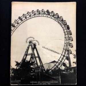 Paris vers 1900 / Louis Cheronnet