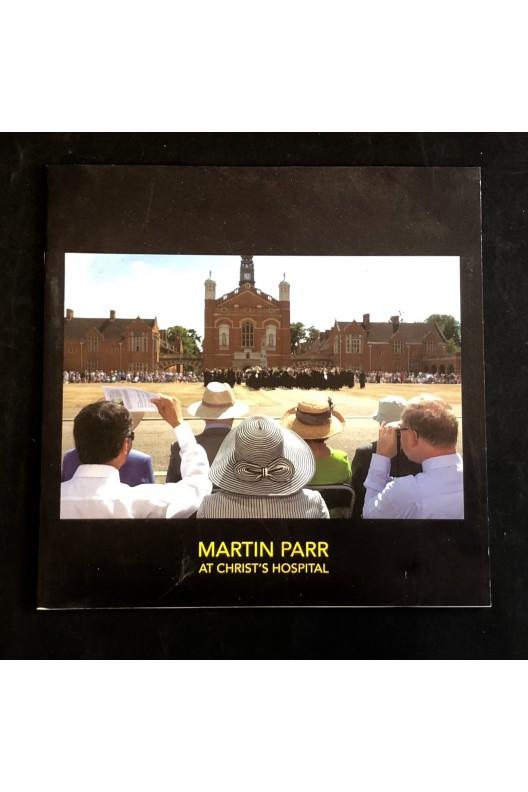 Martin Parr at Christ's Hospital (signé)