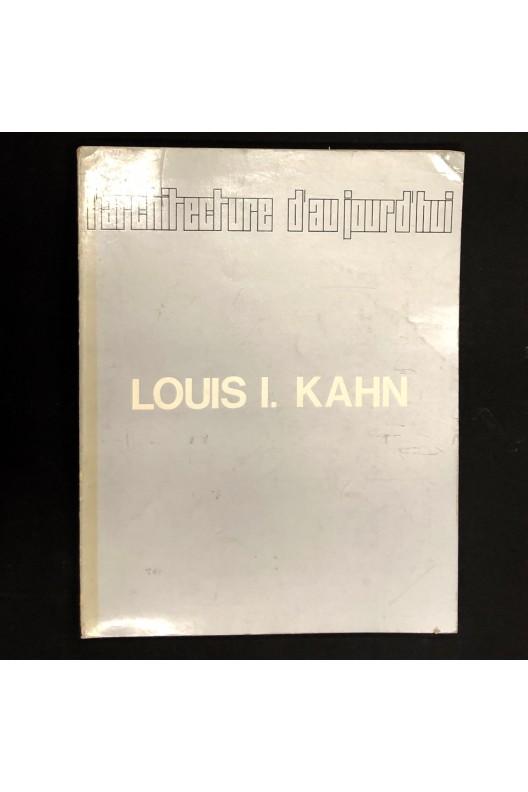 Louis I. Kahn / Oeuvres 1963-1969 / L'Architecture d'Aujourd'hui