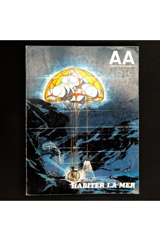 Habiter la mer. L'Architecture d'Aujourd'hui 1974