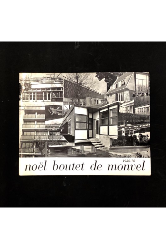Noël Boutet de Monvel 1950-1970 (signé)
