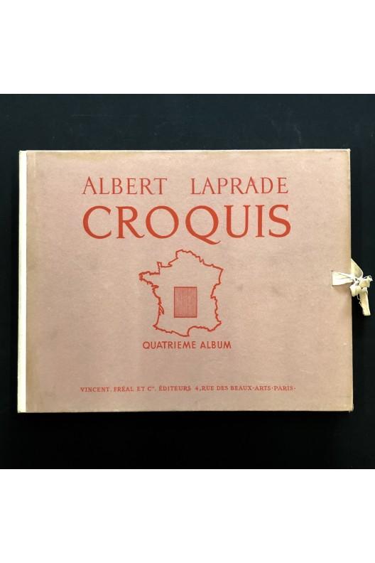 Albert Laprade / Croquis / Quatrième album