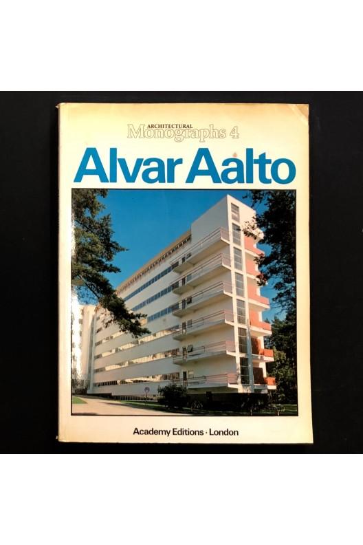 Alvar Aalto / architectural monograph 4
