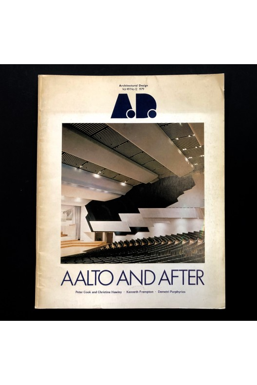 Aalto and after / Architectural Design 1979