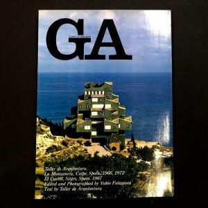 GA 19 / Taller de Arquitectura / 1973