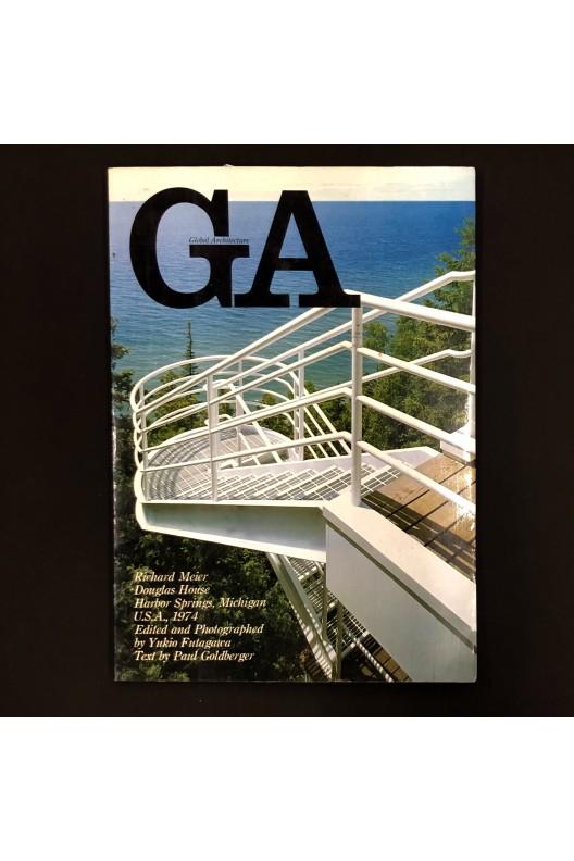 GA 34 Richard Meier  / Douglas House
