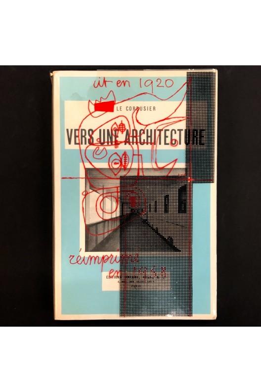 Vers une architecture / le Corbusier / Vincent & Fréal 1958