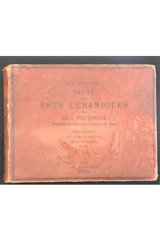 Traité des arts céramiques / Alex Brongniart 1877