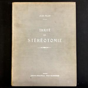 Traité de stéréotomie. Jules Pillet.