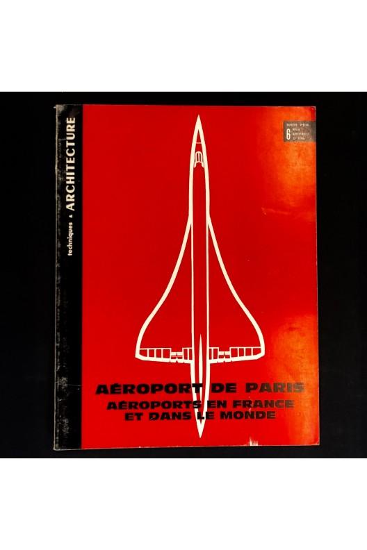 Aéroport de Paris, aéroports en France et dans le monde / 1971