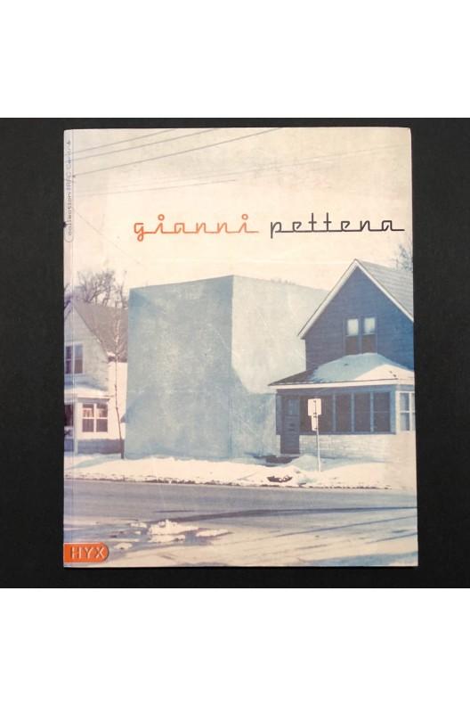 Gianni Pettena / Catalogue HYX 2002