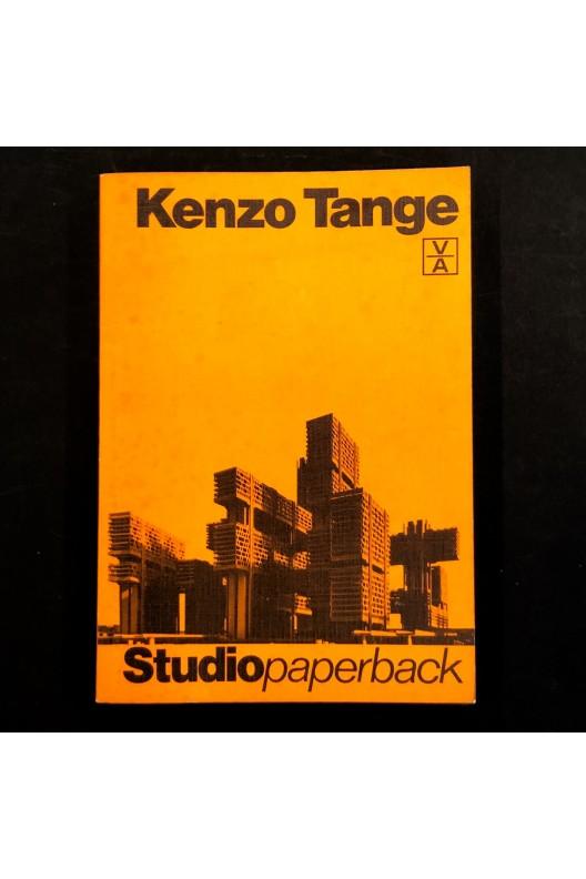 Kenzo Tange / Studiopaperback