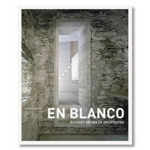 EN BLANCO 16 Buchner Bründler architekten