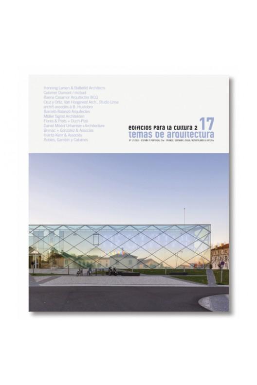 Temas de arquitectura 17 edificios de cultura 2