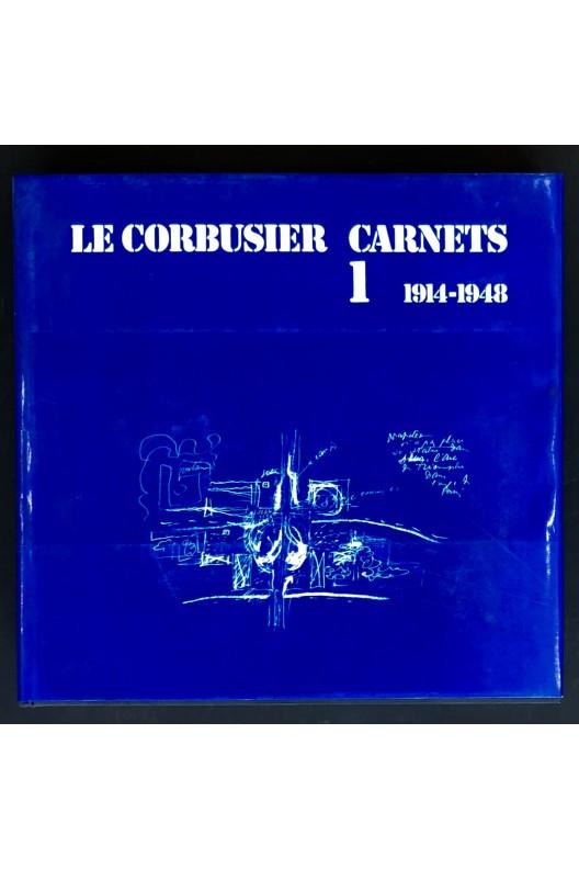 Le Corbusier / Carnets 1 / 1914-1948