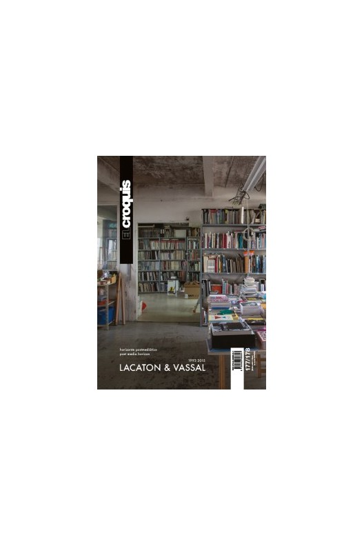 El Croquis 177-178: Lacaton & Vassal 1993-2015 Post Media Horizon