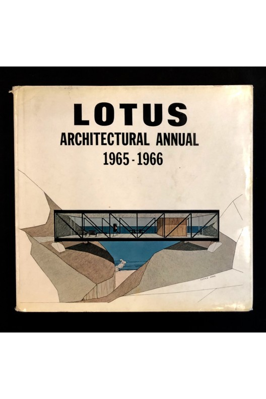 LOTUS architectural annual 1965-1966.