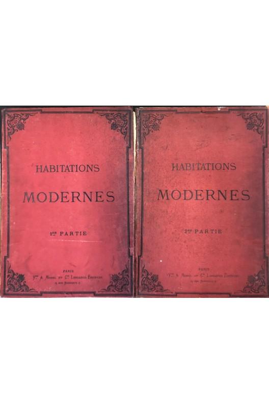 Habitations modernes / 1877