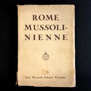 Rome mussolinienne