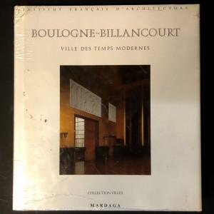 Boulogne-Billancourt - ville des temps modernes