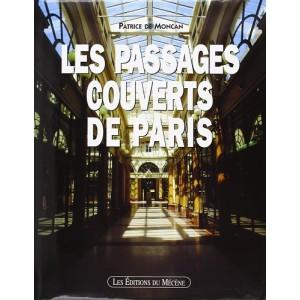 Les passages de Paris / Patrice de Moncan