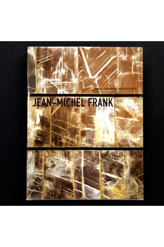 Jean-Michel Frank - l'étrange luxe du rien