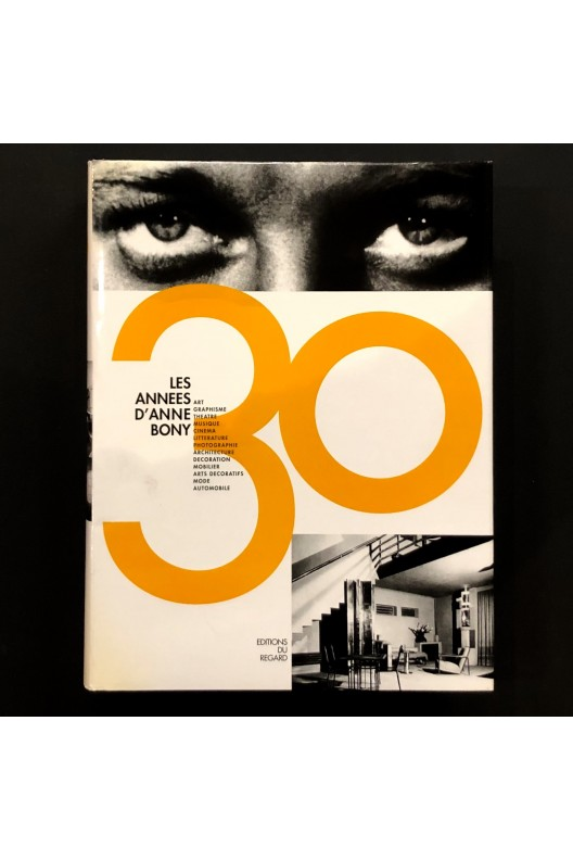 Les années 30 / Anne Bony