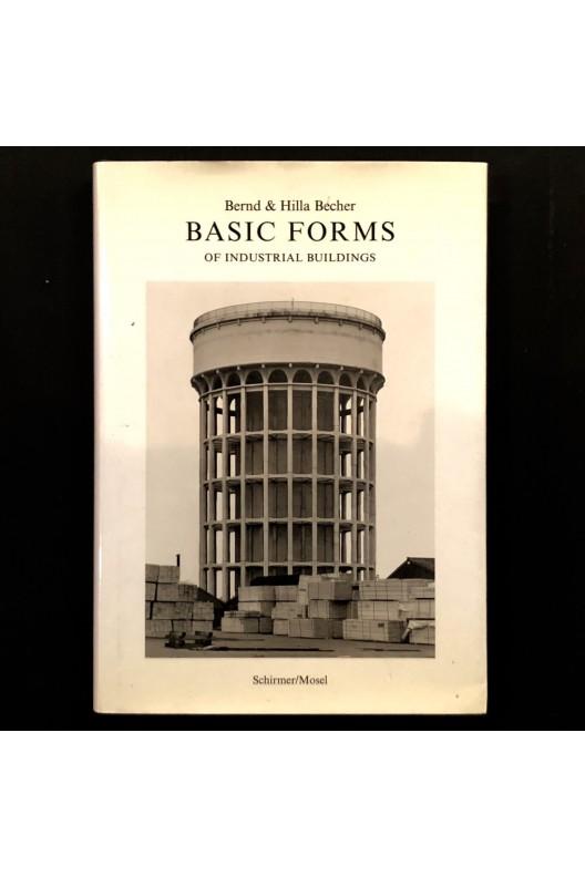 Basic Forms of Industrial Buildings/ Bernd & Hilla becher