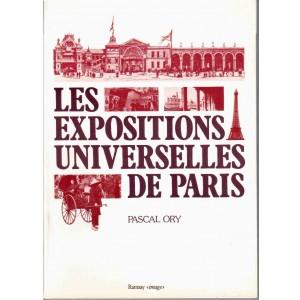 Les expositions universelles de Paris.
