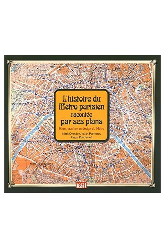 L'histoire du métro parisien racontée par ses plans.