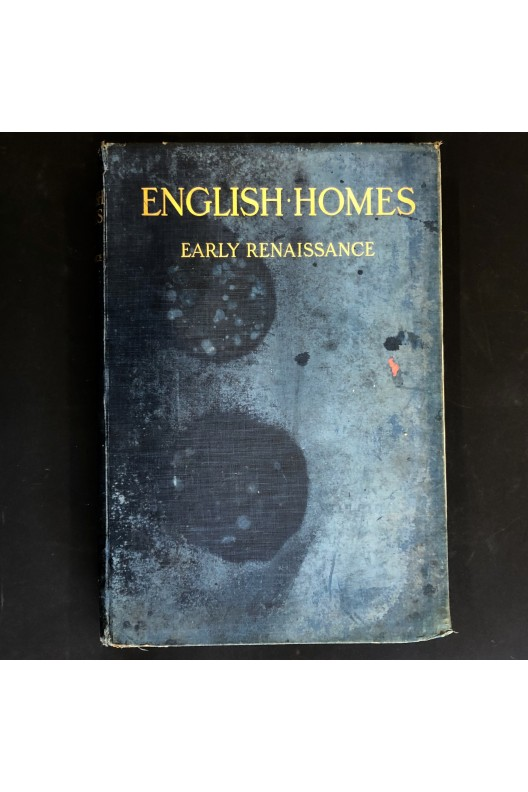 English homes of early Renaisssance