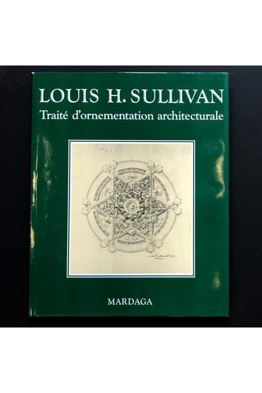 Traité d'ornementation architecturale.
