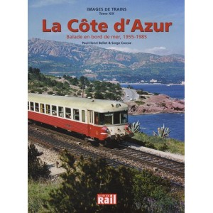 La côte d'Azur balade en bord de mer 1955-1985