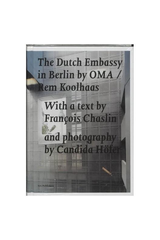 Dutch Embassy in Berlin by OMA/Rem Koolhaas