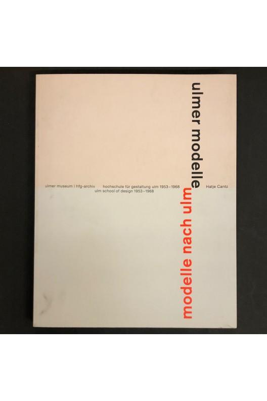 Ulm school of design 1953-1968