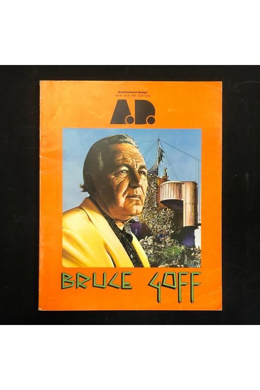 Bruce Goff / A.D. 1978