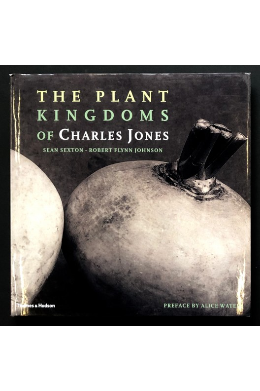 The plant kingdom of Charles Jones.