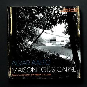 Alvar Aalto / Maison Louis Carré (Bazoches-sur-Guyonne)