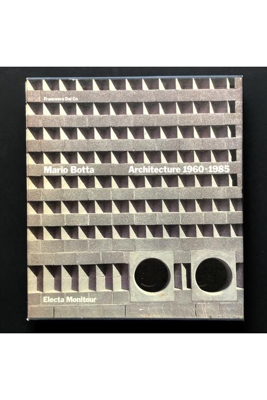 Mario Botta / architecture 1960-1985