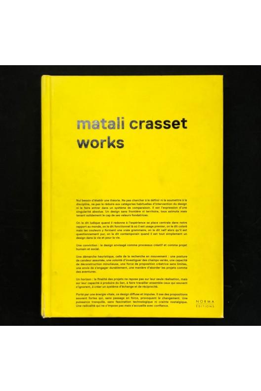 Matali Crasset works / enrichi d'un dessin signé