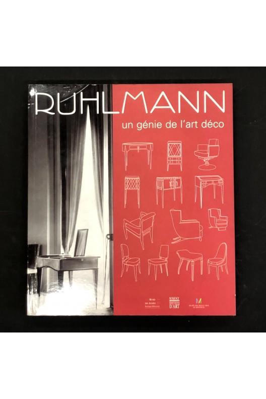 Ruhlmann un génie de l'Art Déco