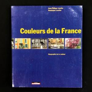 Couleurs de la France - géographie de la couleur