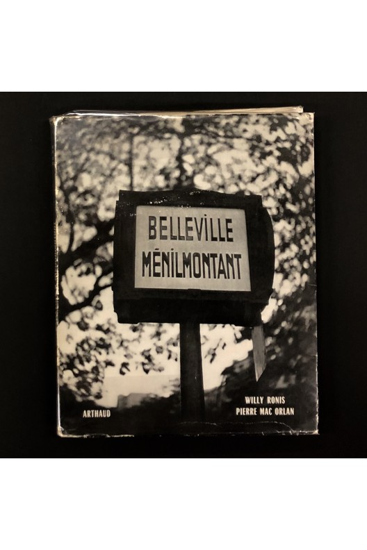 Belleville & Ménilmontant / Willy Ronis