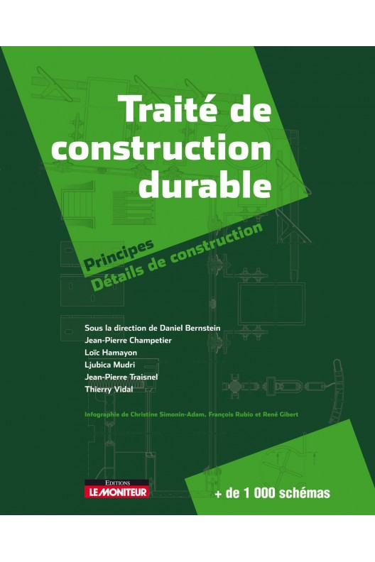 Traité de construction durable / principes, détails de construction